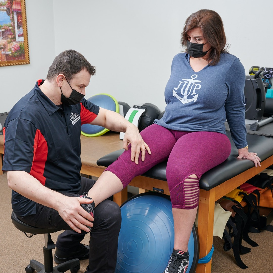 Sports Rehab Physical Therapy In White Plains